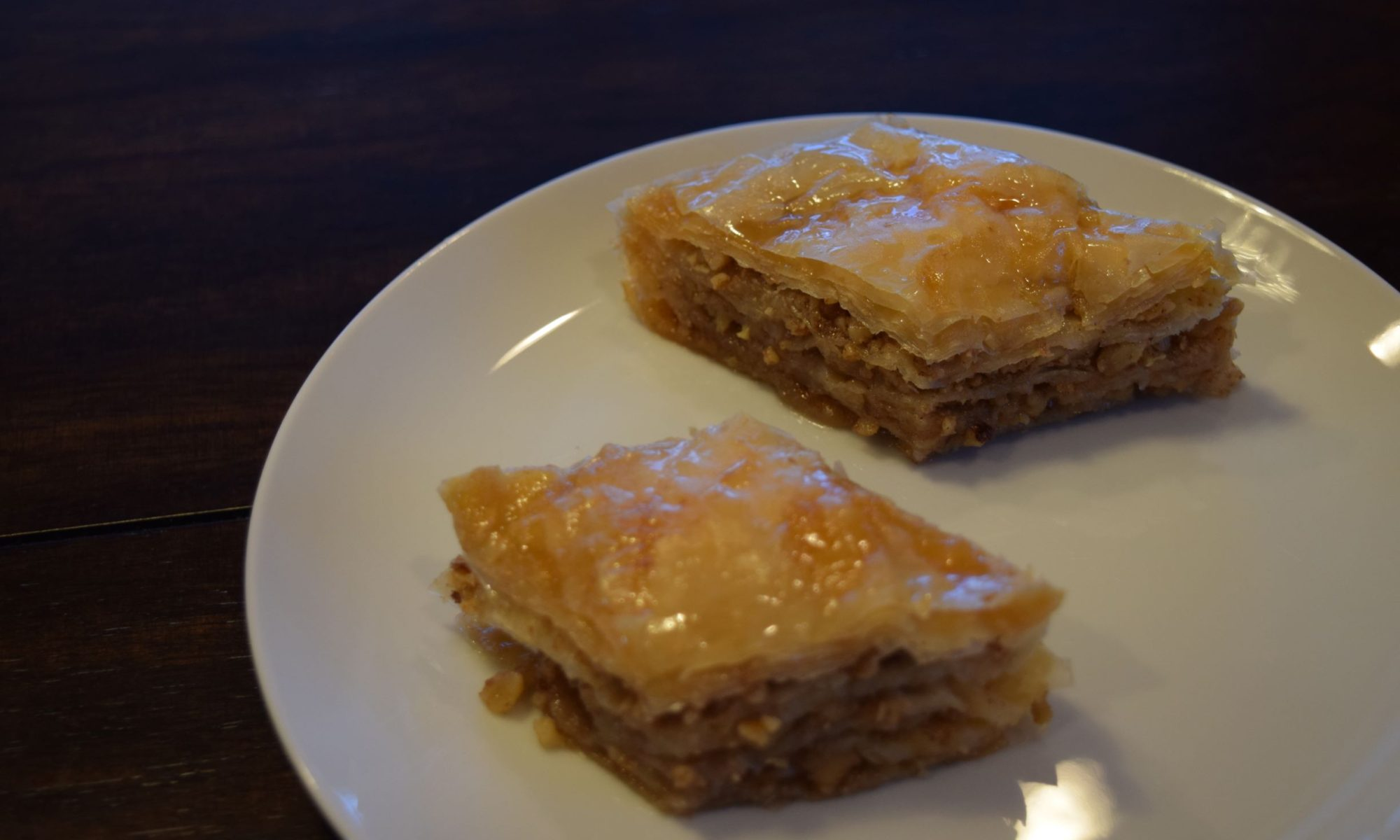 Homemade Baklava Recipe Existential City